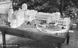 Cranham, Model Of The New Abbey, Prinknash Abbey c.1960