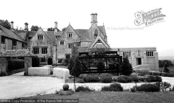 Cranham, Prinknash Abbey Bells c1960