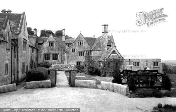 Cranham, Prinknash Abbey c1965