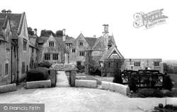Cranham, Prinknash Abbey c.1965
