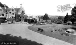 Cranham, Prinknash Abbey, St Peter's Grange c.1960