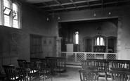 Cranham, Prinknash Abbey, the Laity Chapel c1960