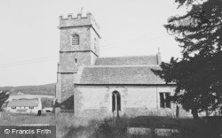 Cranham, St James' Church c.1965