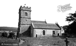 Cranham, The Church c.1965