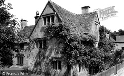Cranham, The Old House c.1965