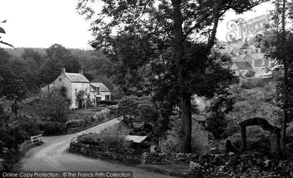 Cranham, the Village c1960