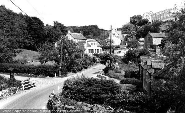 Cranham, the Village c1965