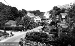 Cranham, The Village c.1965