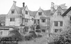 Cranham, West Court, Prinknash Abbey c.1960