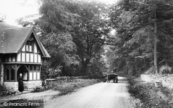 Cranham, Woods, Prinknash Lodge 1907