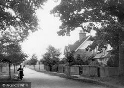 Cranleigh, Bridge Road 1906