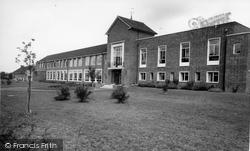 Cranleigh, Glebelands County Secondary School c.1965