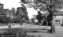 Cranleigh, High Street c.1955