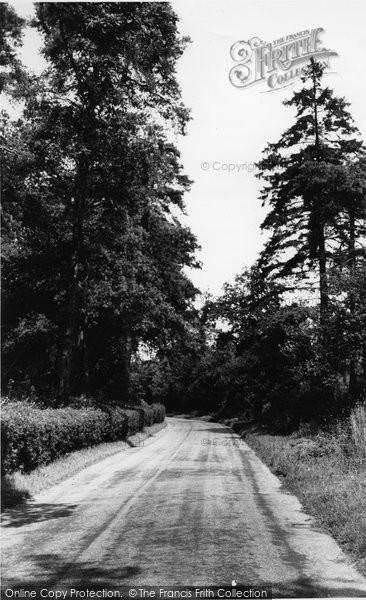 Cranleigh Knowle Lane C1965