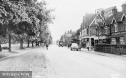 Cranleigh, Main Road c.1960