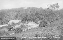 Cranleigh, Pitch Hill 1922