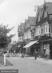Cranleigh, Postman 1922