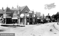 Cranleigh, Rowlands Corner 1904