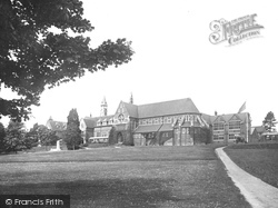 Cranleigh, School 1922