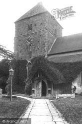 Cranleigh, St Nicolas' Church 1904