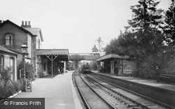 Station 1908, Cranleigh
