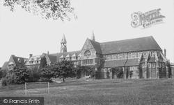 Cranleigh, Surrey County Schools 1904