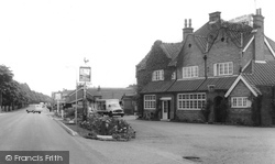 Cranleigh, The Cranley Hotel And High Street c.1965