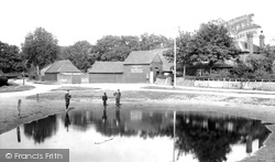 Cranleigh, The Pond 1906