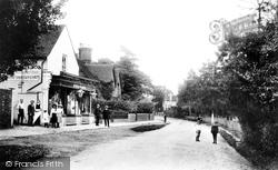 Cranleigh, The Shop 1906