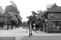 Cranleigh, The Village c.1960