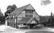 Cranleigh, Village Hall 1933