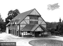 Cranleigh, Village Hall 1933
