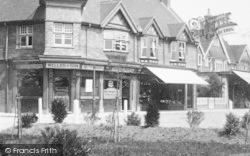 Cranleigh, Village Shops 1904