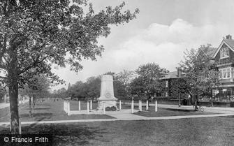 Cranleigh, War Memorial 1922