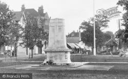 Cranleigh, War Memorial 1928