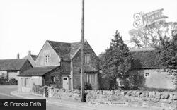Post Office c.1950, Cranmore