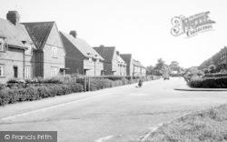 Hotham Road c.1960, Cranswick