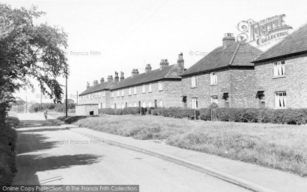 Photo of Cranswick, Hutton Road c.1960