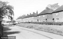Hutton Road c.1960, Cranswick