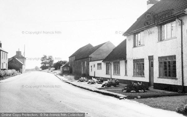 Photo of Cranswick, Main Road c.1960