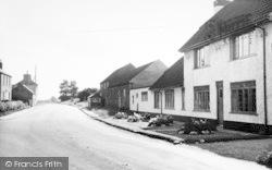 Main Road c.1960, Cranswick
