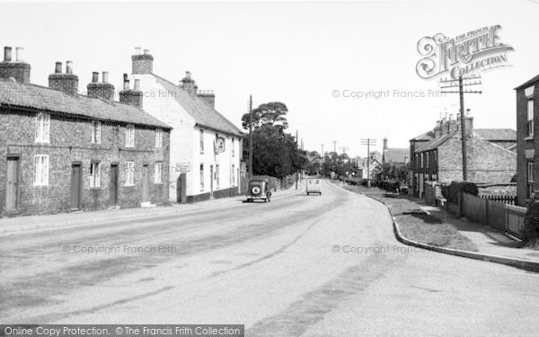Photo of Cranswick, Main Street c.1960