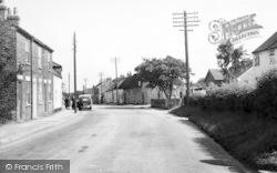 Main Street c.1960, Cranswick