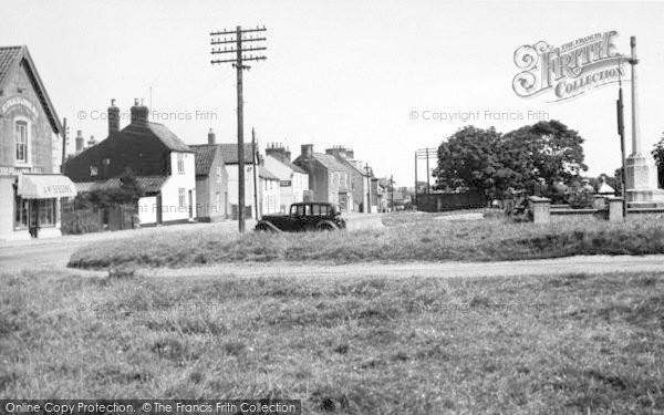 Photo of Cranswick, The Green c.1960