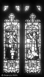 A Stained-Glass Church Window 1912, Crantock