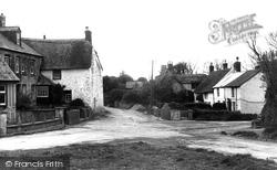 Beach Road c.1960, Crantock