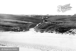 From East Pentire 1887, Crantock