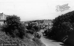 Halwyn Hill c.1960, Crantock