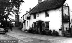 The Old Albion Inn c.1965, Crantock