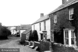 The Post Office c.1955, Crantock